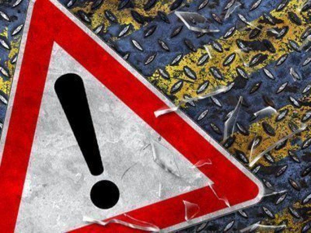 В Челябинске по дороге из аэропорта разбился микроавтобус