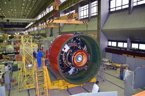 СМИ: NASA провело испытание двигателей для 'марсианской' сверхтяжелой ракеты
