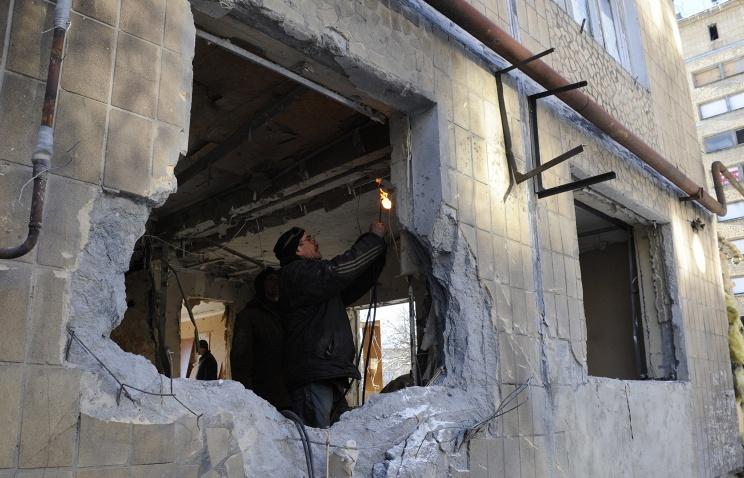 Следственный комитет возбудил дело по факту обстрела украинскими военными Шахтерска, в результате которого погиб пятилетний ребенок, а его старший брать получил тяжелые увечья