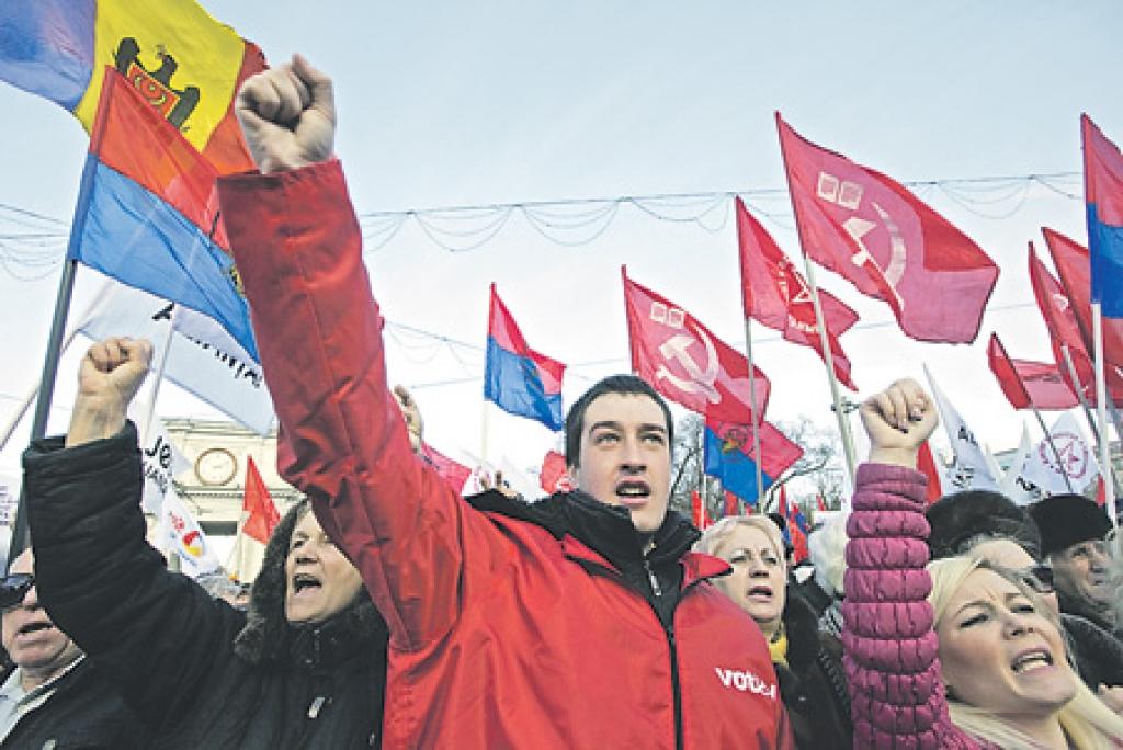 молдавия, политика, коммунисты, правящая коалиция