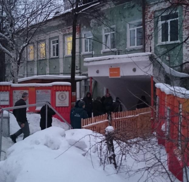Алексея Панина отправили в спецприемник, в котором сидели Ленин и Дзержинский