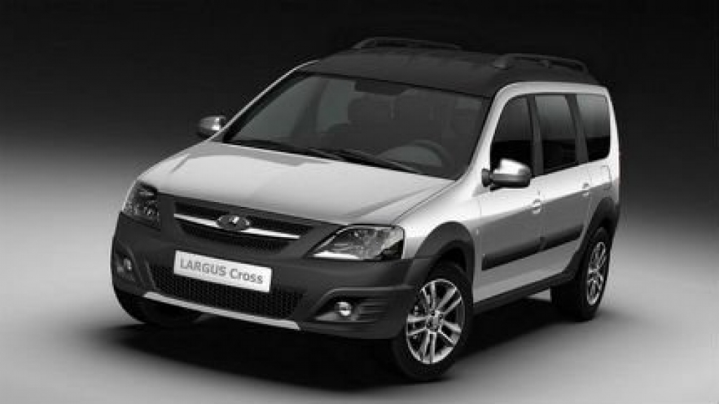 АвтоВАЗ начнет производство Lada Largus Cross в феврале