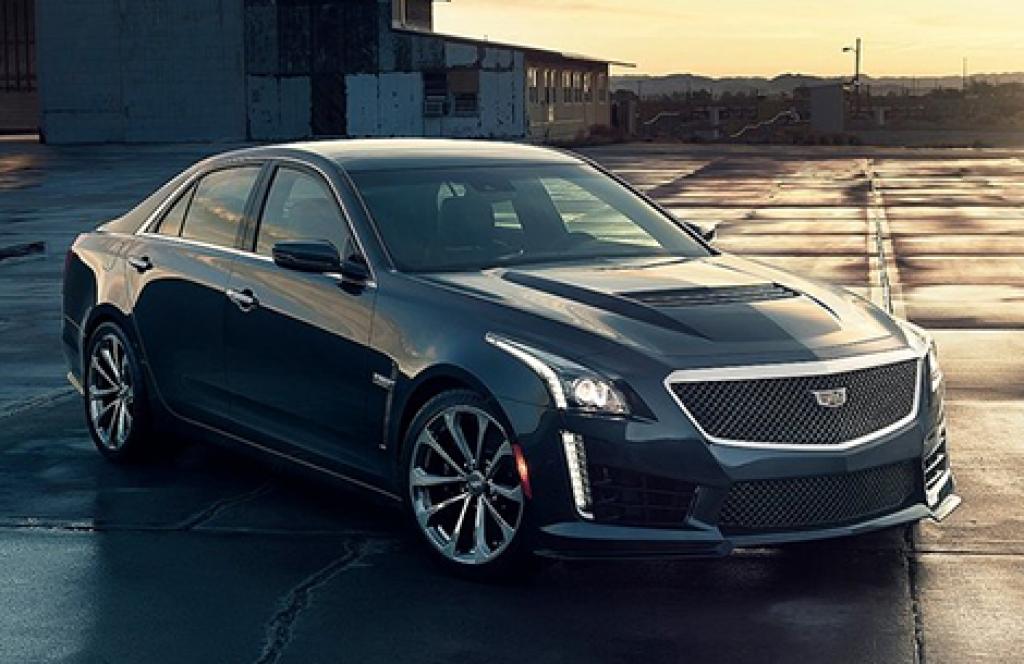 «Заряженные» модели Cadillac получат полный привод
