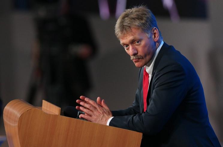 Дмитрий Песков Сергей Фадеичев/ТАСС