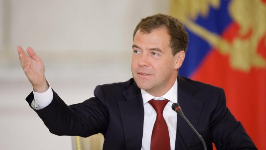 Медведєв заявив про готовність обговорювати шляхи енергетичної співпраці з Україною