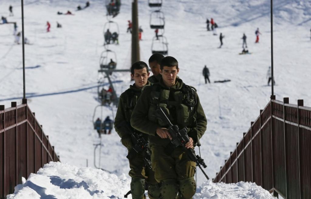 Израиль нанес удары по позициям сирийской армии