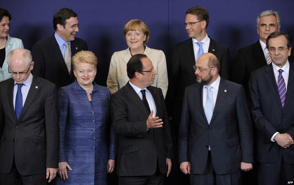 Лидеры государств ЕС призывают рассмотреть новые санкции против РФ