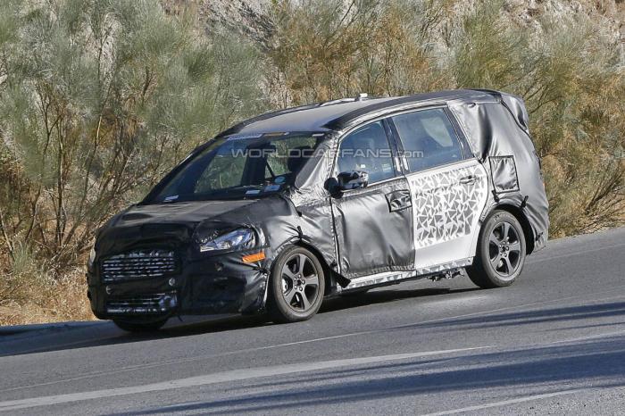 Компания Ford представят в 2015 году новинку