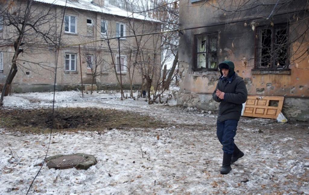 Обстрел Донецка: за трое суток погибли двое жителей, 15 ранены