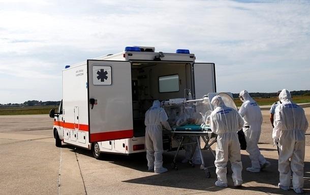 В больницу Калифорнии госпитализирован пациент с симптомами Эболы