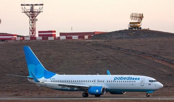 Лоукостер «Победа» может начать полеты в Астрахань уже в марте