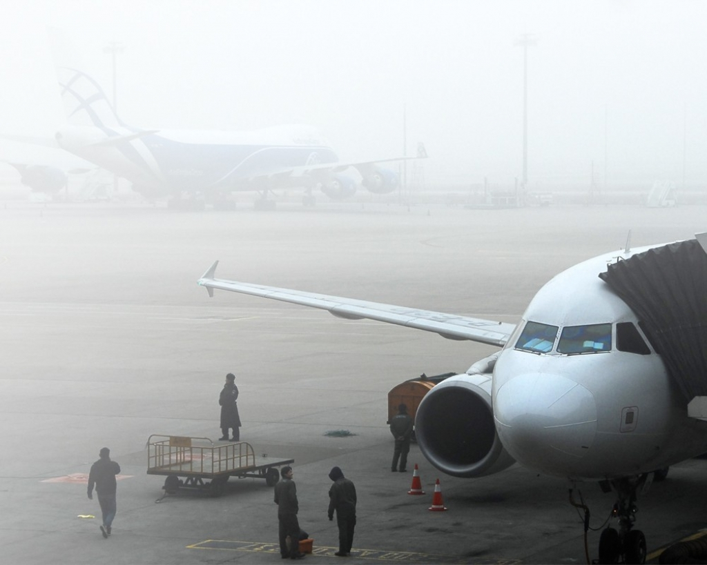 В Петербурге проверяют информацию о задержании самолета в Пакистане