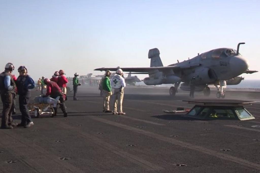 Неизвестные обстреляли пассажирский самолет в Багдаде