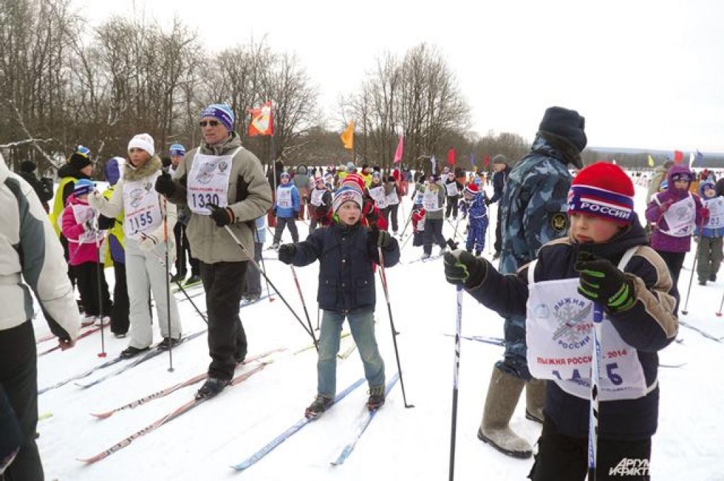 АиФ-Владимир В Самарской области встанут на лыжню ок