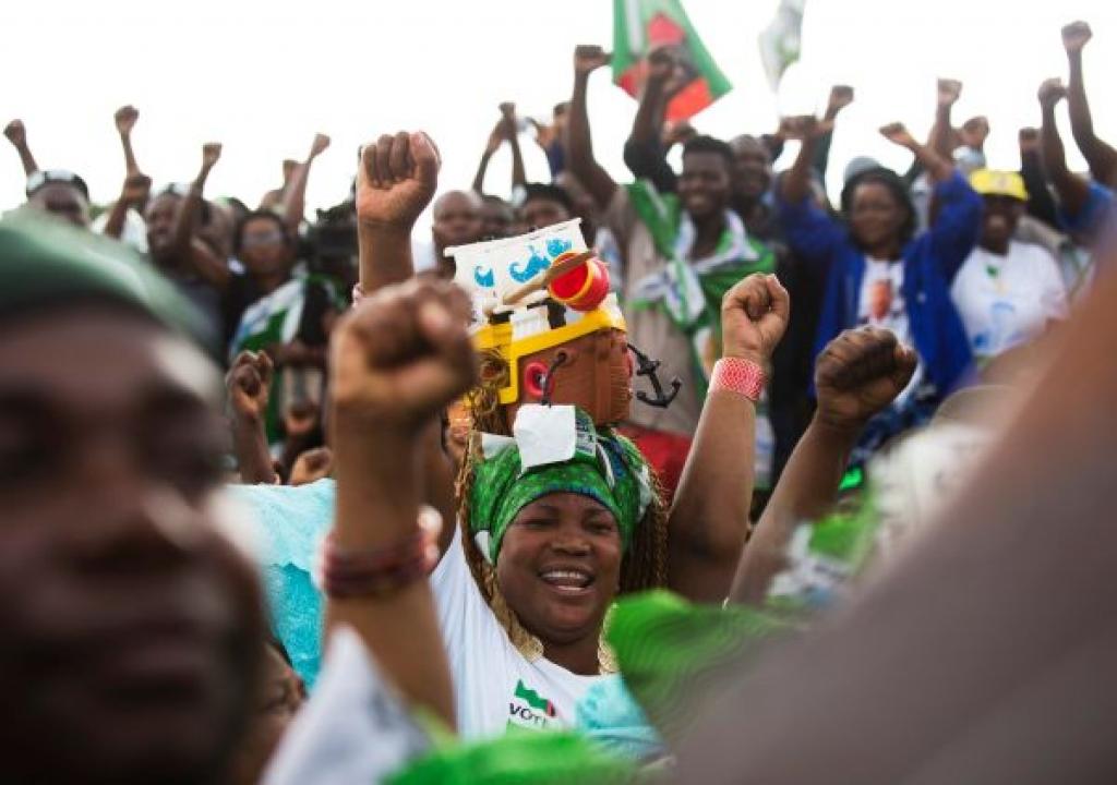 Эдгар Лунгу выиграл президентские выборы в Замбии