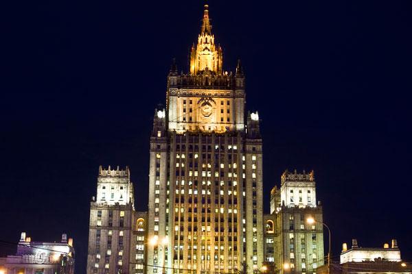 МИД России потребовал от Киева освободить задержанных журналистов LifeNews