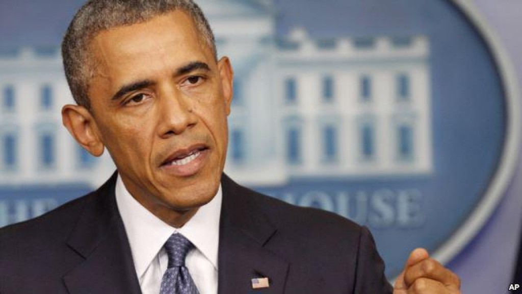 Обама из Дели пригрозил Москве новыми санкциями