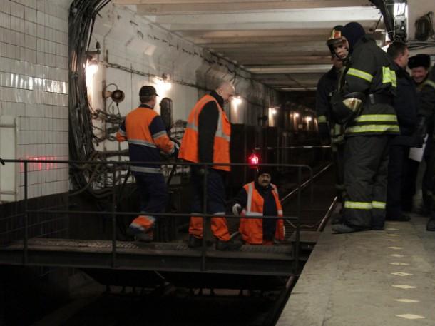 Спасатели проведут учения в московском метро