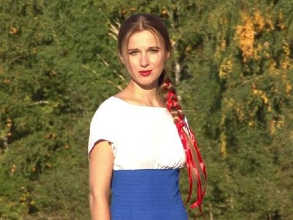Украина просит помощи у Путина голосом Новосибирской певицы