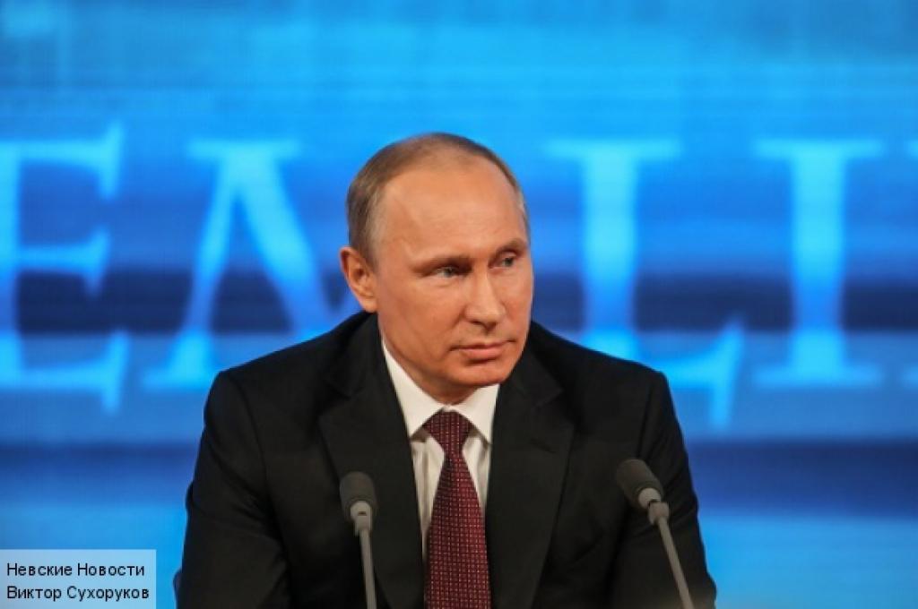 Путин допускает неформальную лексику в литературе