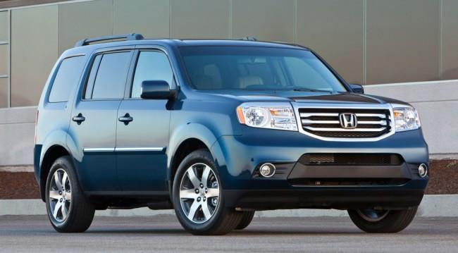 Acura представит новый RDX вместе с Honda Pilot