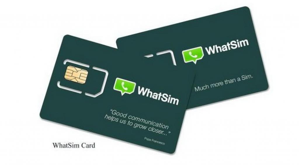 Итальянцы выпустят SIM-каты для WhatsApp