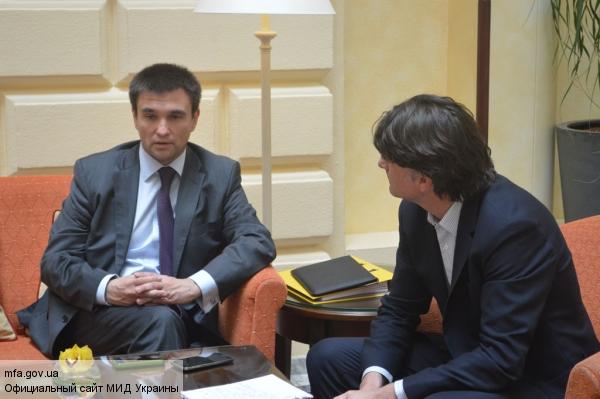 Климкин: Украина не будет платить взнос в 2 млн долл. за участие в СНГ