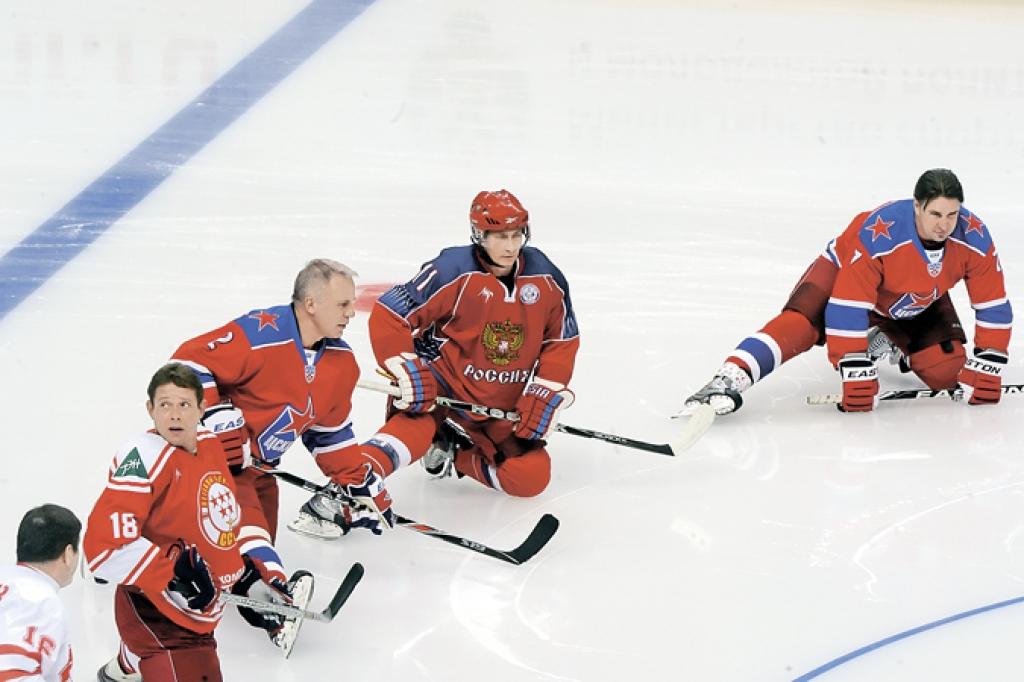 Кронвалль— автор лучшего гола недели КХЛ