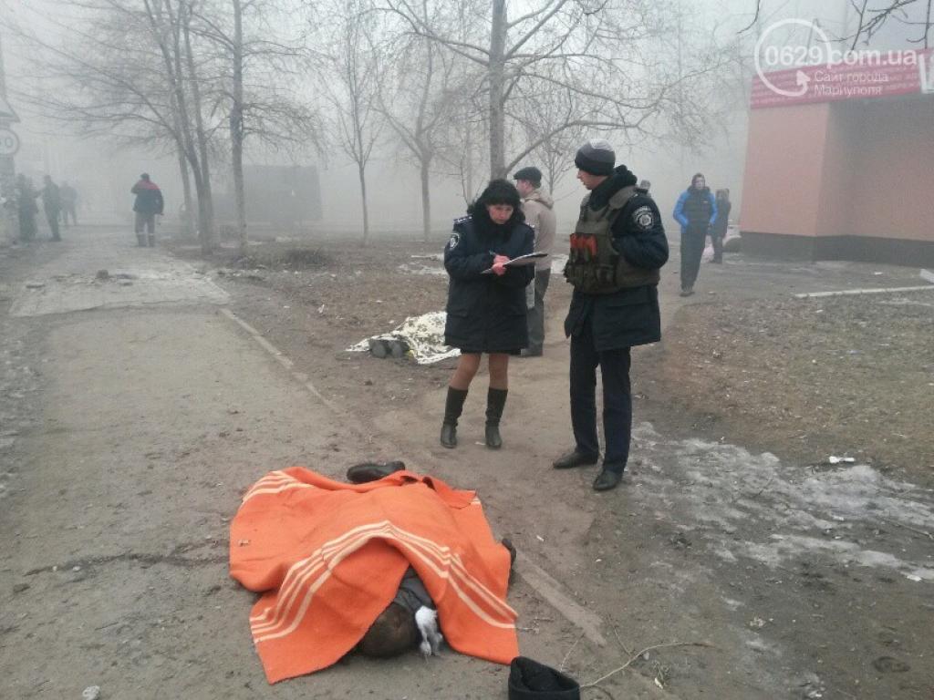 обстрел Мариуполя _8