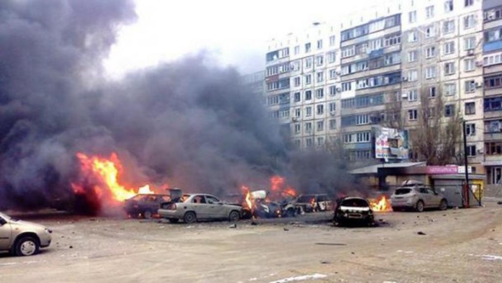Число погибших в Мариуполе возросло до 27-ми, из них — двое детей