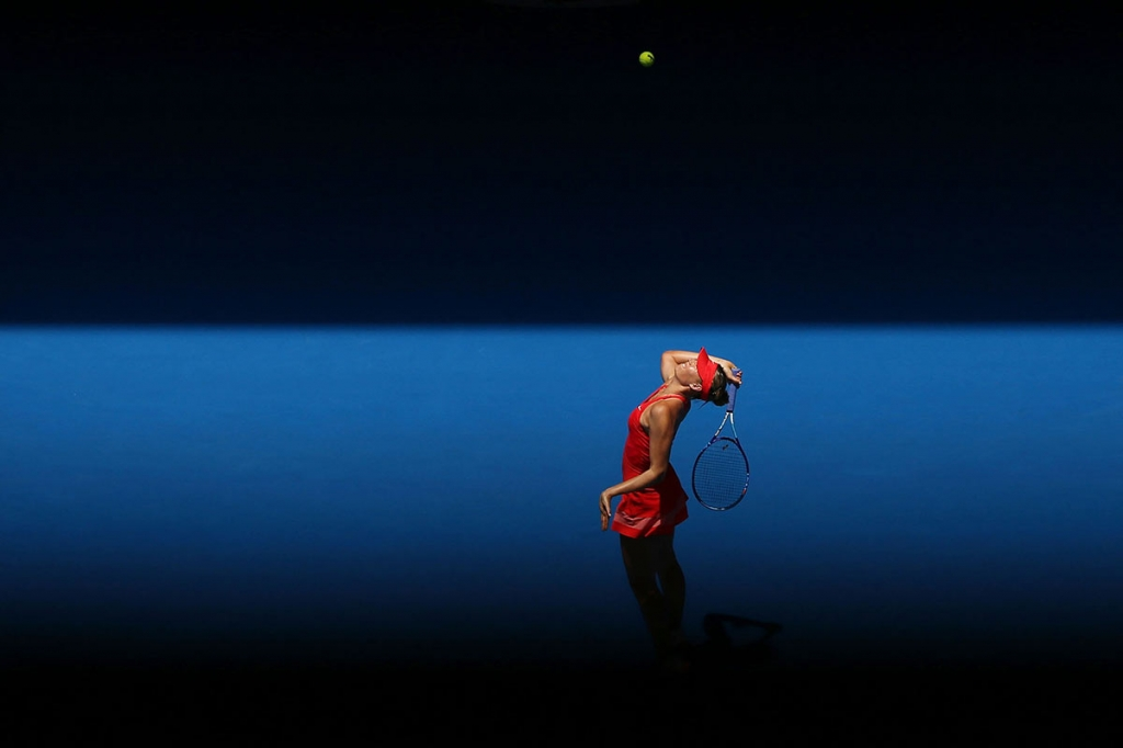 Кербер проиграла в первом круге Открытого чемпионата Австралии