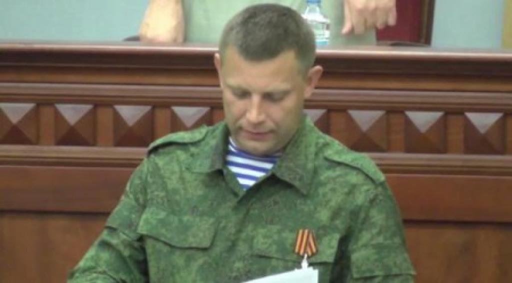 Глава ДНР пообещал «отодвинуть» линию фронта во избежание обстрелов Донецка
