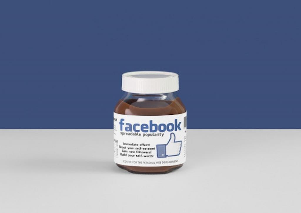 Доход от мобильной рекламы Facebook увеличился почти на 70%
