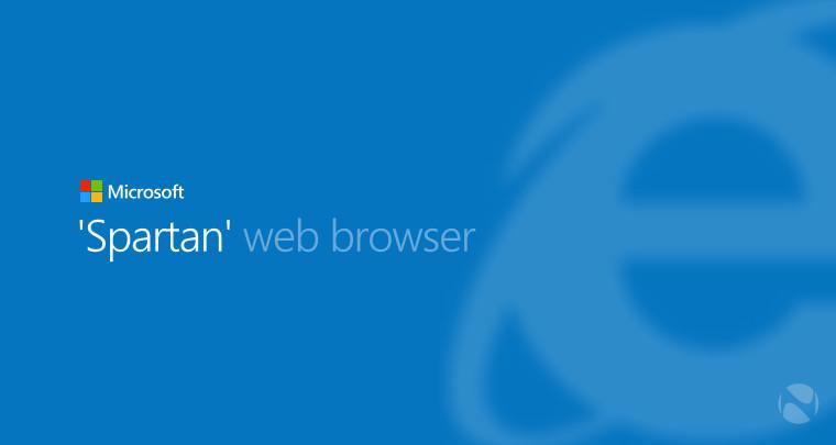 Microsoft Spartan: Поддержка расширений Chrome