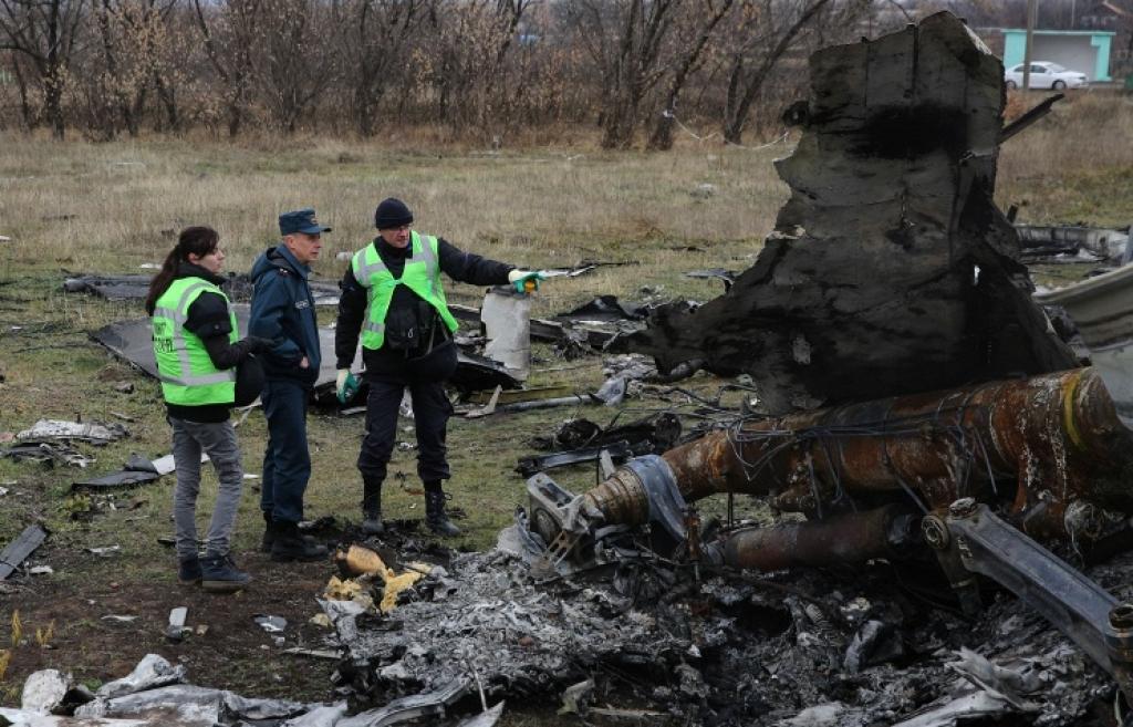 Эксперты из Нидерландов вернутся на место крушения Boeing на Украине