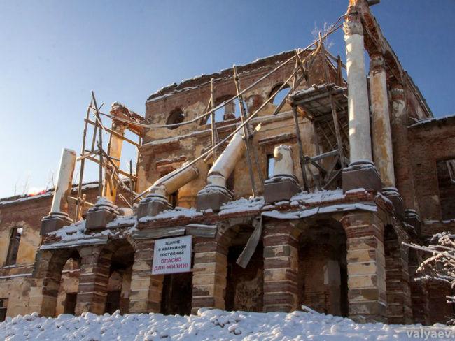 Федеральная казна выделит деньги на Ропшинский дворец