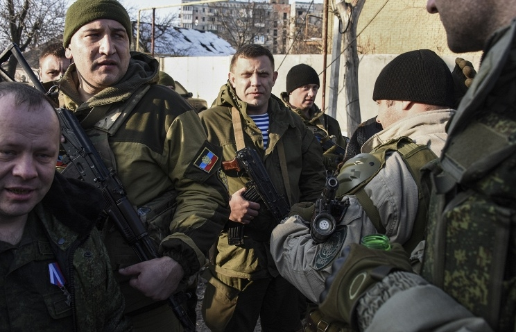 Ополченцы утверждают, что взяли под контроль Донецкий аэропорт