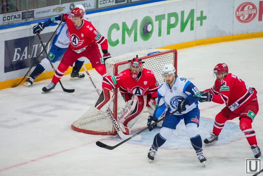 На чемпионате мира КХЛ минское «Динамо» потерпело второе поражение подряд
