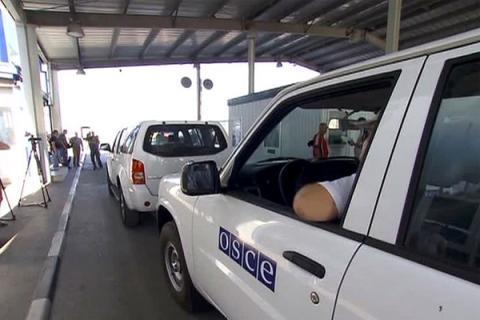 В ОБСЕ пояснили, почему наблюдатели не попали в аэропорт Донецка