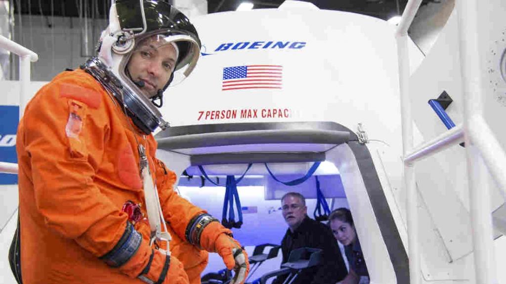 NASA перестанет зависеть от российских «Союзов» при доставке людей на МКС