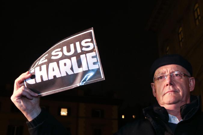 На марше мира в Париже соберутся более миллиона человек На марше мира в Париже соберутся более миллиона человек