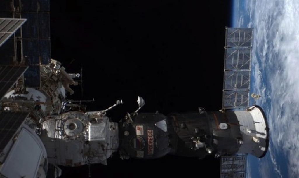 На МКС может появиться надувной модуль