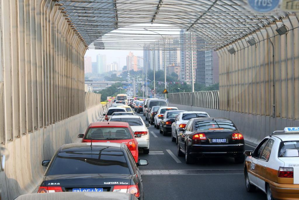 Китай подтвердил мировое лидерство по производству и продаже машин