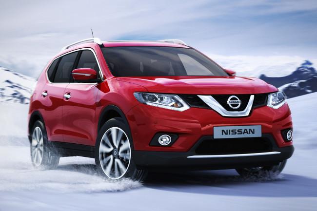 Nissan X-Trail стал «Автомобилем года» в Китае
