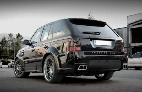Новые модели Range Rover Sport уже в продаже