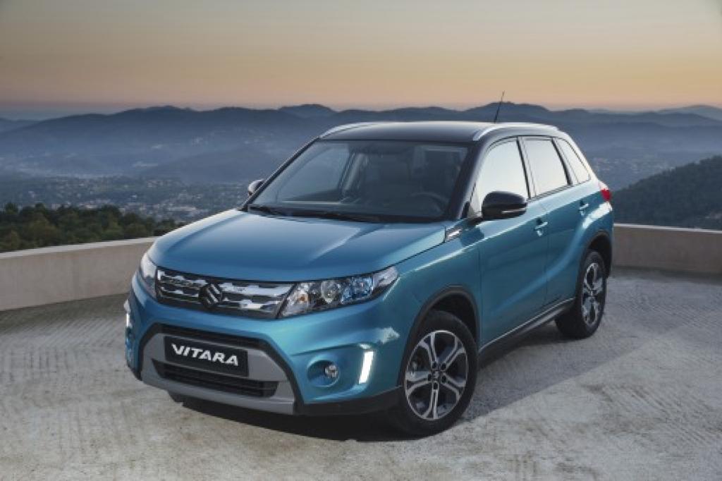 Suzuki Vitara в августе появится в России