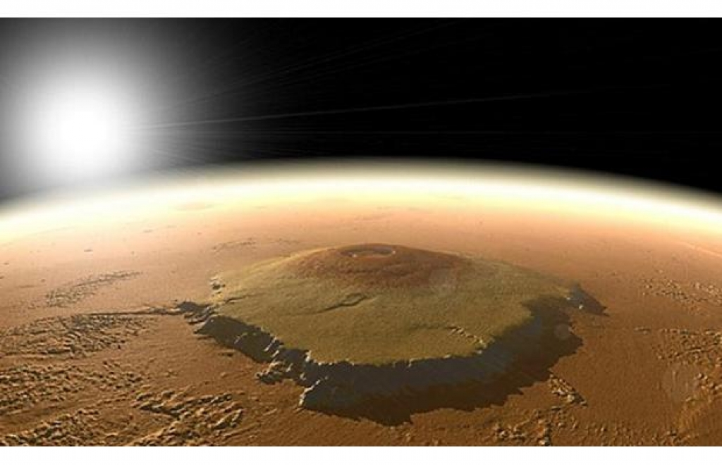 Лаборатория смогла разработать вертолет-разведчик для марсиан
