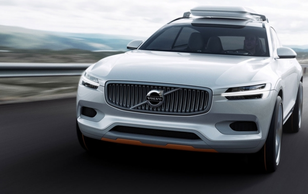Новое поколение Volvo XC60 появится через год
