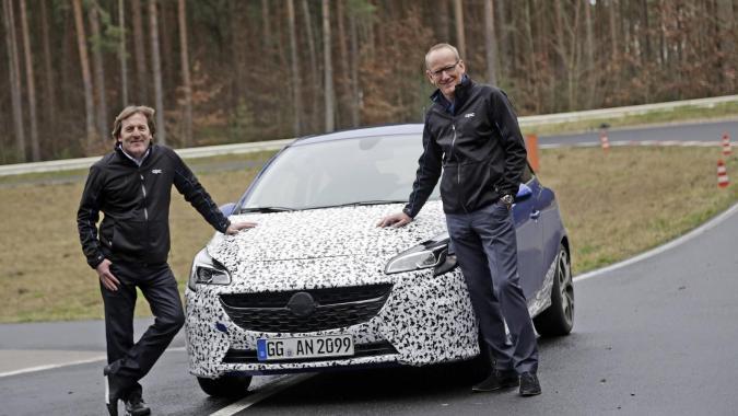 Opel привезет в Женеву 210-сильную версию новой Корсы