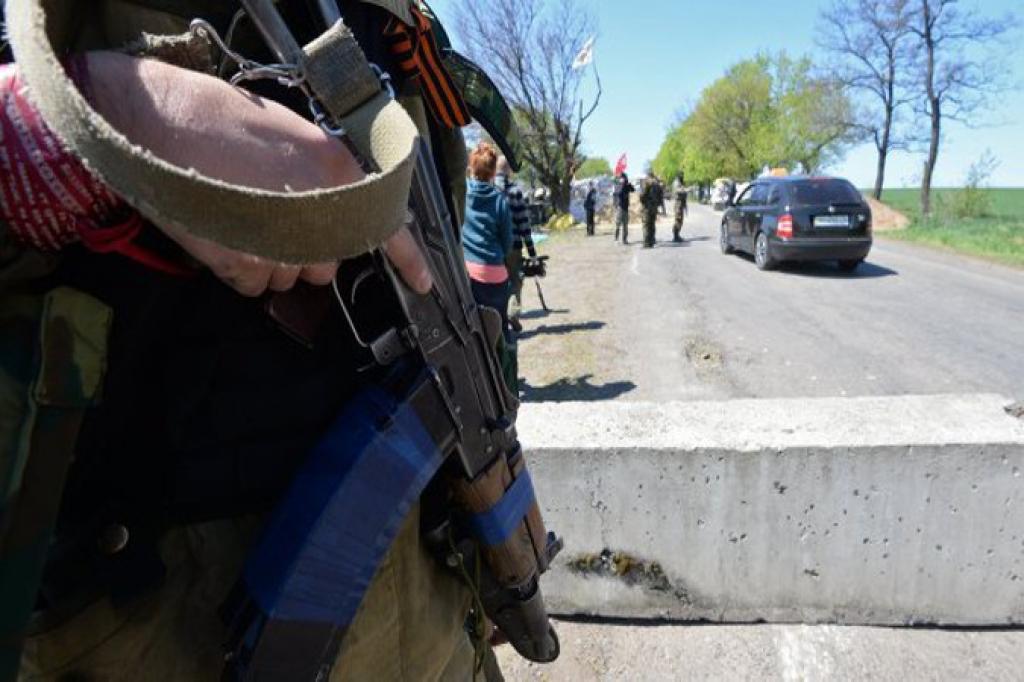 Ополчение взяло под контроль большую часть Марьинки ДНР: Ополчение взяло под контроль большую часть Марьинки
